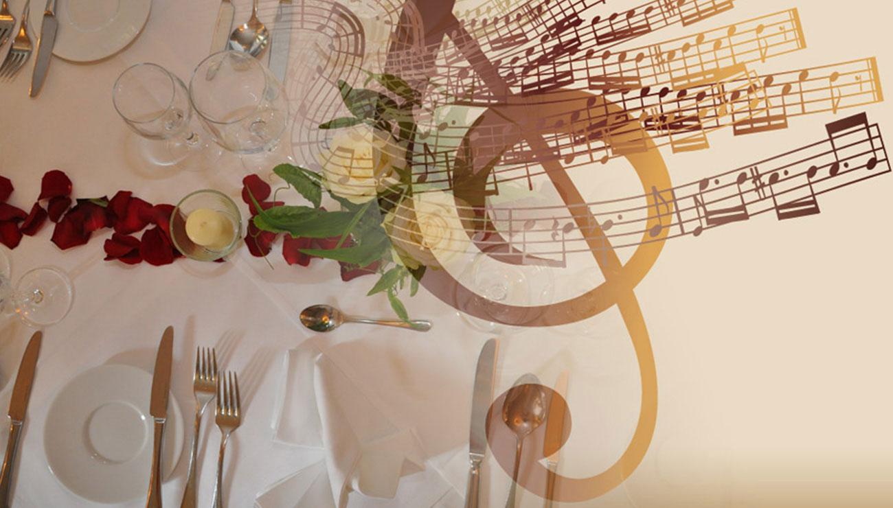 Schlosskonzert Dinner der Schlosswirtschaft Schwaige, München