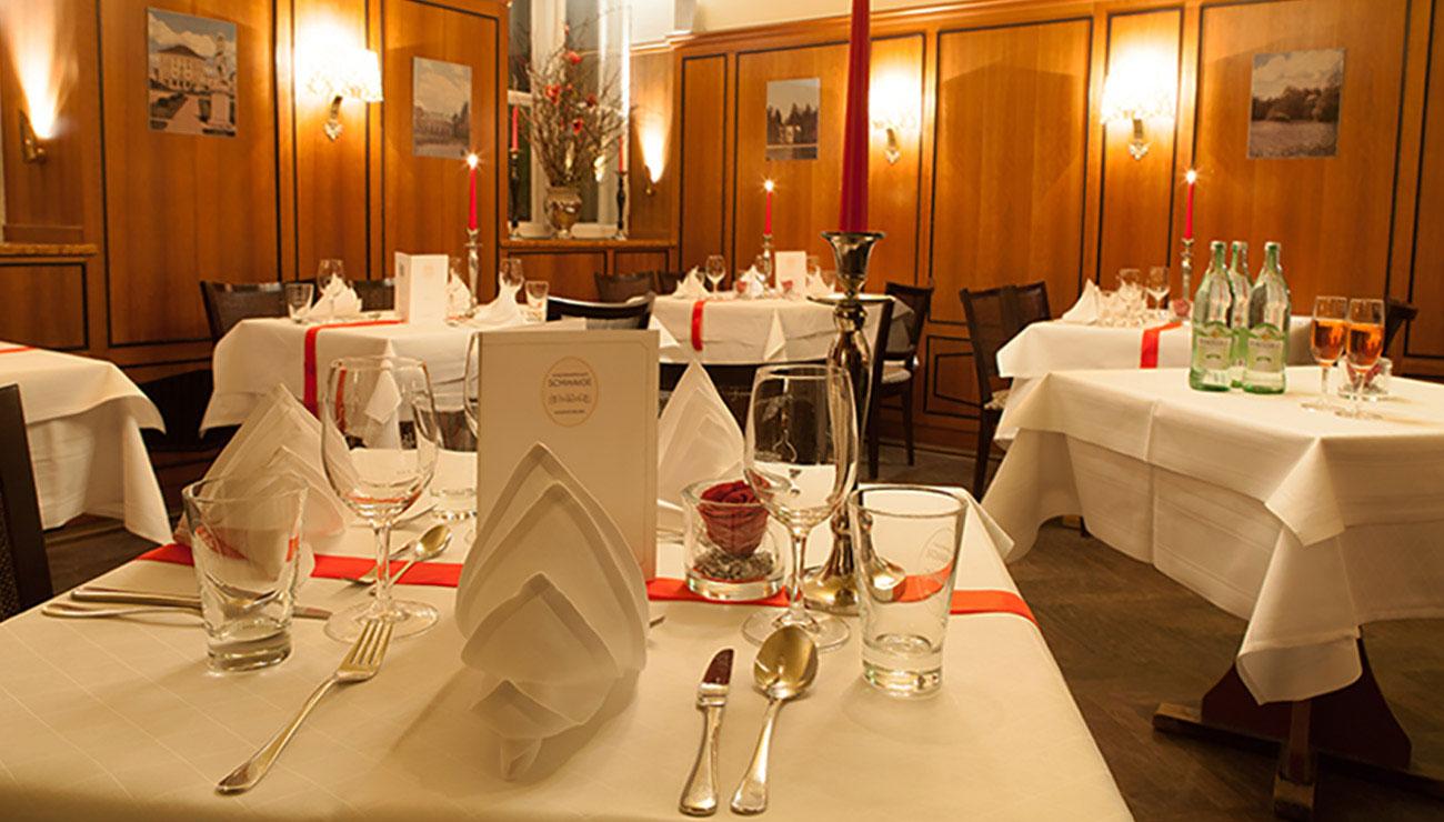 Sisi Dinner in der Schlosswirtschaft Schwaige, München