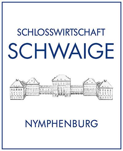 Logo der Schlosswirtschaft Schwaige, München